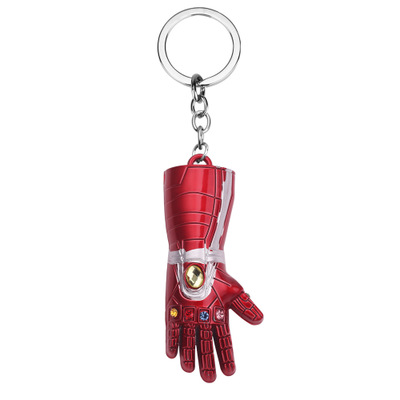 Металлический брелок Marvel, Мстители, Капитан Америка, щит, Человек-паук, Железный человек, маска, брелок, игрушки, Халк, Бэтмен, брелок, подарок, игрушки - Color: D-37