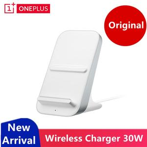 Original OnePlus Wireless Charger 30W Warp Charge US Compatible with Qi / EPP Smart Bedtime Mode For OnePlus 8 Pro(China)