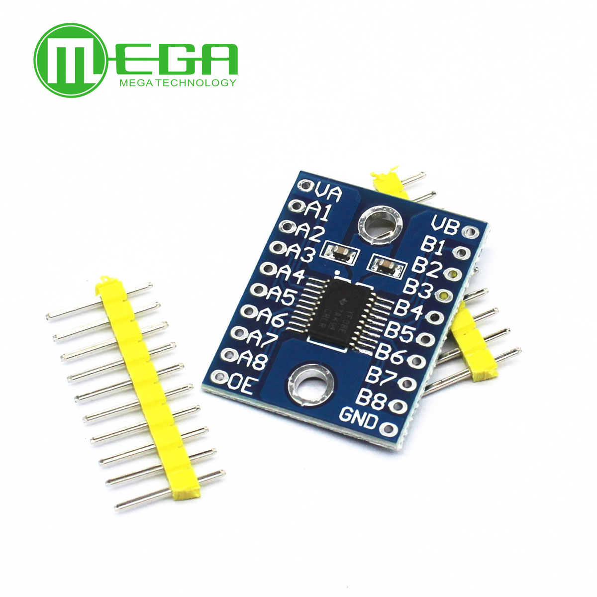 TXS0108E 3.3V 5V 8 Channel Logic Level Serial Converter TTL Bi-directional 8Ch