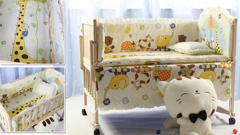 crib bed bumper 03