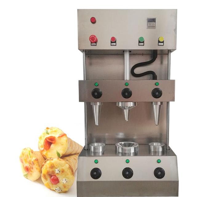 Pizza do jajek bułek maszyna do robienia pizzy jajko Tube maszyna do pieczenia zdrowa maszyna z przekąskami ze stali nierdzewnej tanie i dobre opinie JAFFA CN (pochodzenie) 3000 w PZ-3S 45kg 53*35*98cm