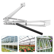 Автоматический Открыватель окна, термочувствительный садовый инструмент для открывания окон теплиц, на солнечных батареях