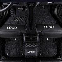 Car Floor Mat for Lexus gx 470 460 gx460 gx470 Car Accessories Leather Floor Mat Carpet