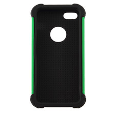Funda dura de goma TPU resistente a golpes y golpes para Apple iPhone 5(China)