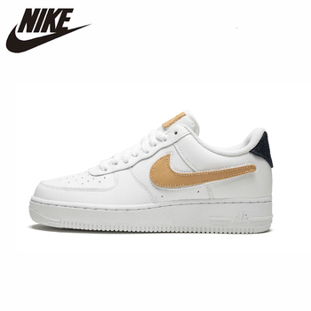 Nike Air Force 1 Original New Arrival Men Skateboarding Shoes Comfortable Lightweight Outdoor Sports Sneakers #CT2253 official new arrival adidas originals women s waterproof skateboarding shoes sneakers classique comfortable breathable outdoor