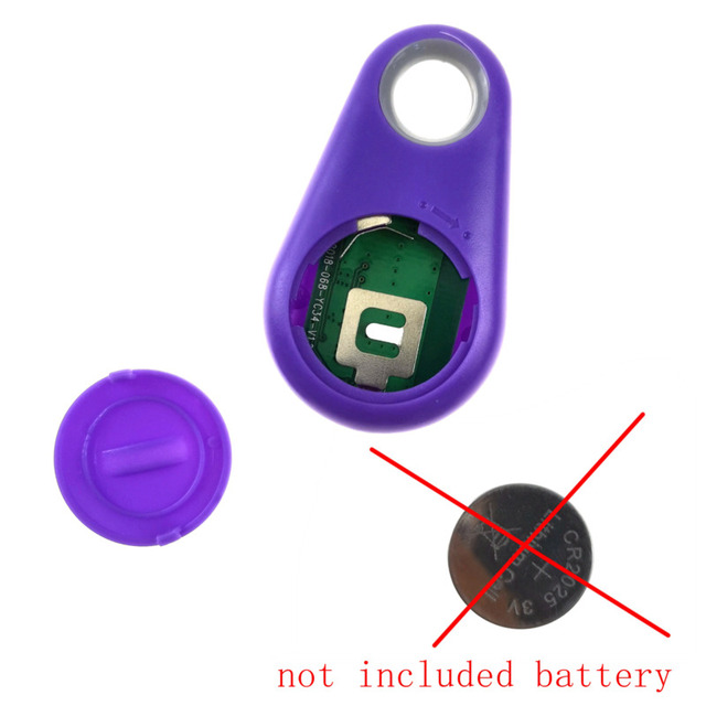 Key Finder Smart Tracker Locator Wireless Bluetooth Anti Lost Alarm Tag Device For Kids Pets Wallet Motorcycle Luggage Keyfinder 4