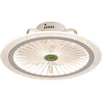 Indoor Decor Smart Ceiling Fan Lamp With Lights Remote Control  Ceiling Fans Lamp 50cm With APP Control Bedroom Decoration