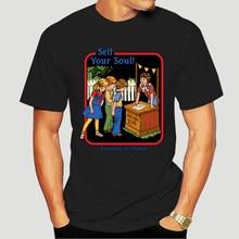 Verkoop Uw Soul T-Shirt100 % Katoen O-hals T-shirt Gedrukt Economie Voor Kinderen 2997X