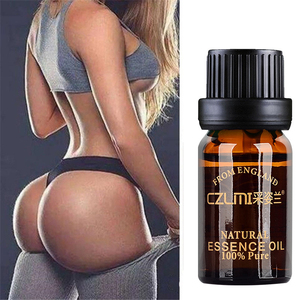 Hip Lift Up Buttock Enhancement Massage Oil Essential Oil Cream Ass Liftting Up Sexy Lady Hip Lift Up Butt Buttock Enhance 10ml