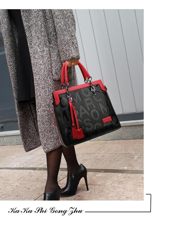 Sacos de designer famosa marca feminina sacos