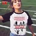 Футболка мужская графическая с надписью «очень странные дела», смешной мультяшный топ в стиле унисекс, уличная одежда, рубашка в стиле хип-х...