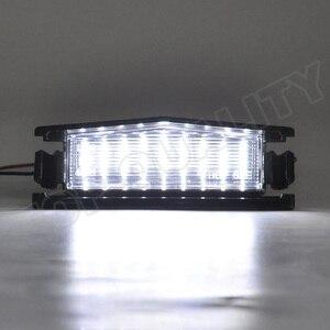 Image 5 - Voor Mazda Mx 5 Nd (Miata) 2016  Mazda 2 2016  High Power Led Auto Achter Kentekenverlichting Nummerplaat Lamp
