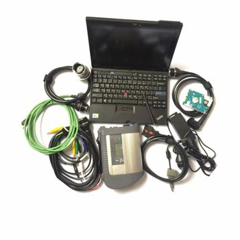 Auto Diagnostic tool MB Star C4 SD Connect + 2019.12 Software in 320GB HDD/240GB SSD + Thinkpad X201T i7 4gb laptop Ready to use