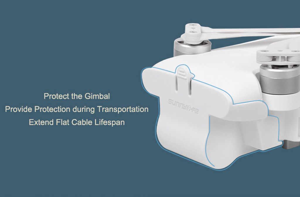 Gimbal Kameraobjektiv-Schutzkappe Schnellspanner für Xiaomi FIMI X8 SE Drone