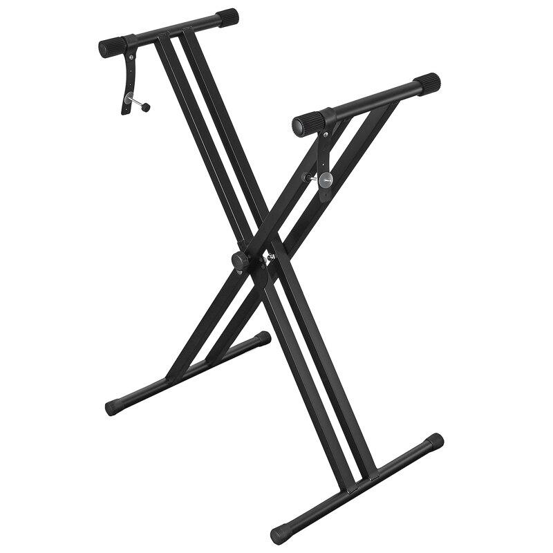 Stand key DEKKO JR-802 стойка для муз инструмента dekko jr 3021 черный
