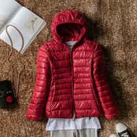 Giacca di cotone Delle Donne del Cappotto femminile 2019 nuove donne parka cappotto del cotone studente abbigliamento cappotto di inverno delle donne giacche di pelle nera della signora