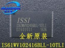 5 peças IS61WV102416BLL-10TLI RAMIC