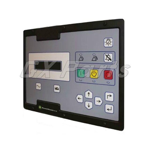 Contrôleur dorigine programmé assistant dalimentation 1.0 convient au générateur FG Wilson