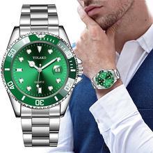 YOLAKO Men's Watch New Luxury Business Watch