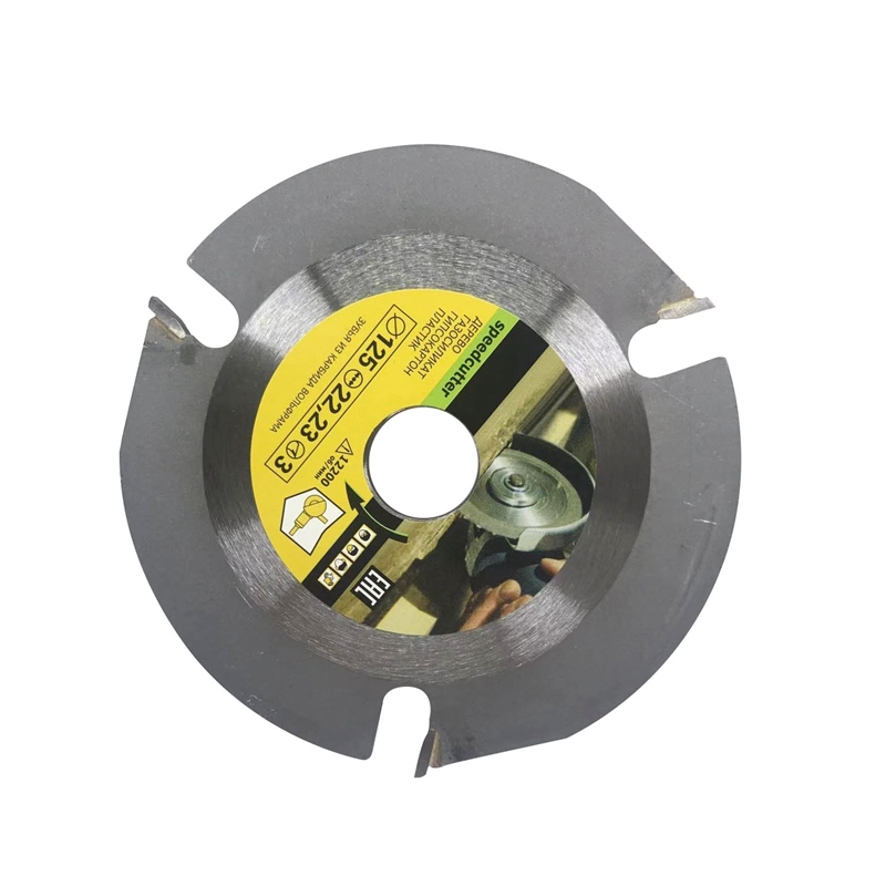 3T Circular Saw Blade Multitool Grinder Saw Disc Carbide Tipped Wood Cutting Disc Wood Cutting Power Tool Accessories
