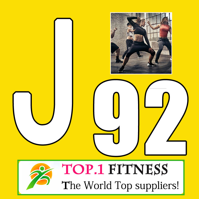 [Hot Sale]Latest Release 2020.02 Q1 New Course BJ 92 Aerobics Latin Hip Hop Dance BJ92 Boxed+ Choreography