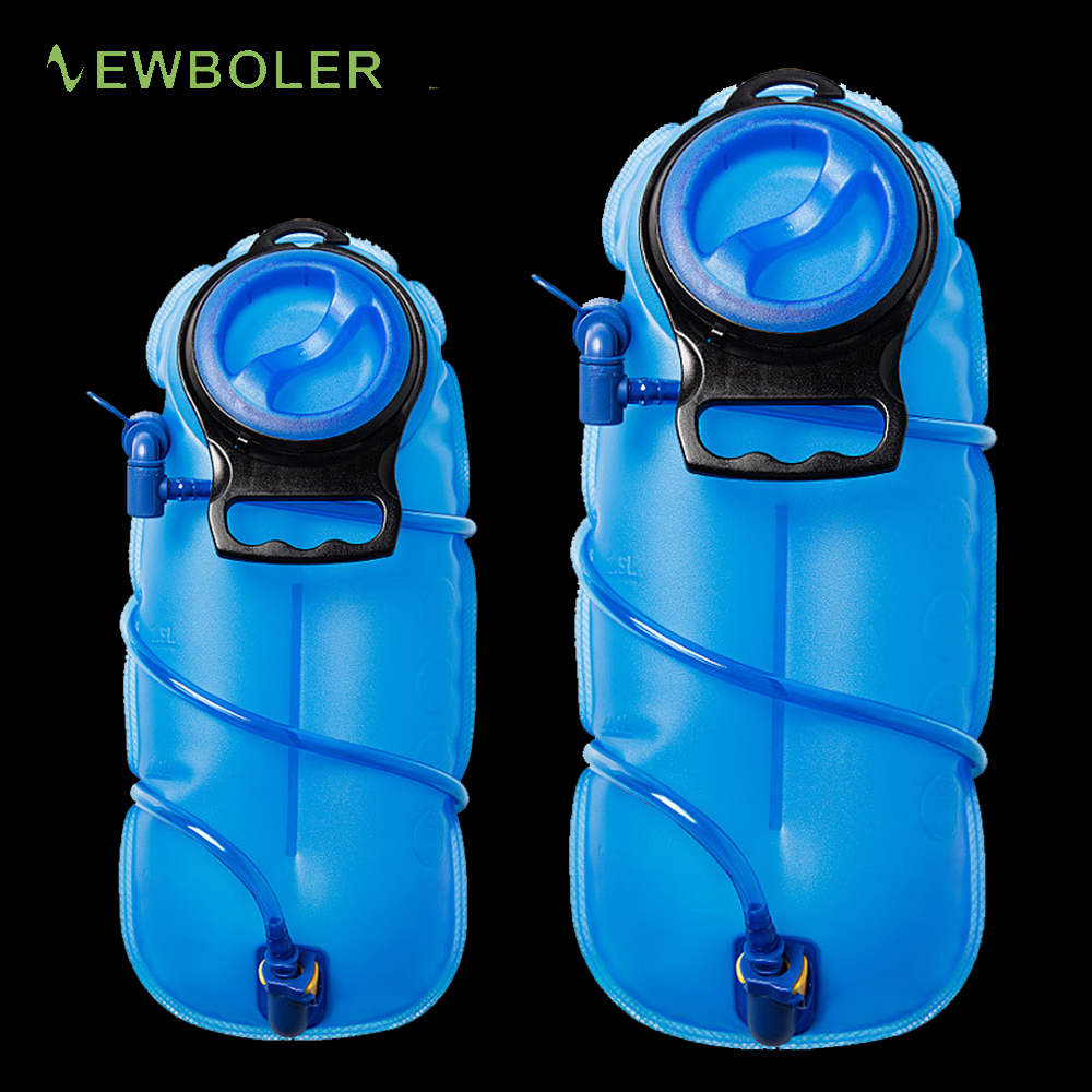 1L 1.5L 2L 3L Soft Reservoir Water Bladder Hydration Pack Water Storage Bag BPA Free Running Hydration Vest Backpack