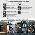 Автомобильный TPMS система контроля давления в шинах внешний датчик гаечный ключ набор аксессуаров