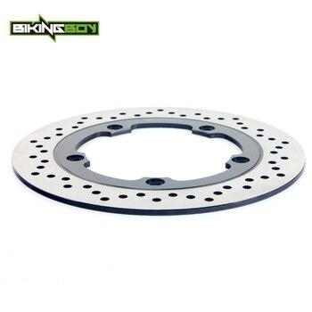 Rear Brake Disc Rotor for TRIUMPH America 865 08-14 EFI 790 Carb 02-07 Bonneville America 790 02-06 Speedmaster 865 EFI 07-11