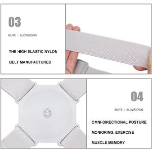 Image 5 - Smart Back Correction Instrument Childrens Adult Back Posture Corrector Brace Spine Support Belt Adjustable Adult Corset Belt