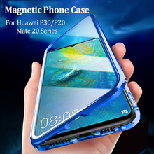 Cases For Huawei P30 P20 Lite Mate 20 Pro P Smart 2019 Case Magnetic A