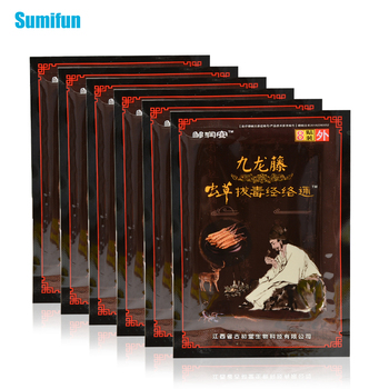 8/24/40/56pcs Rheumatism Precious Cordyceps Patches Body Muscular Fatigue Arthritis Orthopedic Joint Pain Killer Medical Plaster 10 20 30ml chinese herbal patches rheumatism joint oil neck back body relaxation pain killer body massage plaster tiger balm