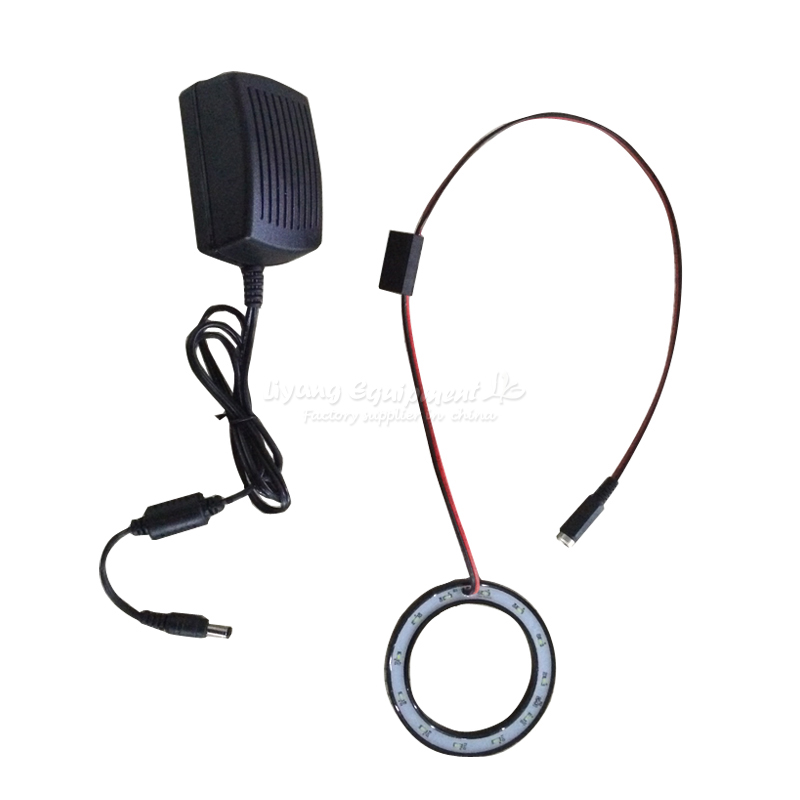spindle Ring LED light spindle fixed LED lamp cnc machine tool 12V for 800W 1.5KW 2.2KW spindle