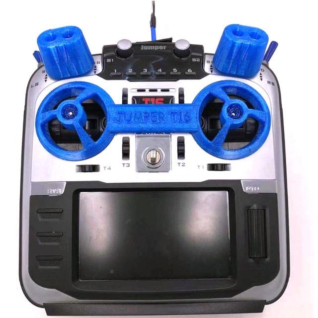 3D TPU משדר מקל מתג הגנת כיסוי מגן עבור Jumper T16 רב פרוטוקול רדיו משדר מרחוק בקר