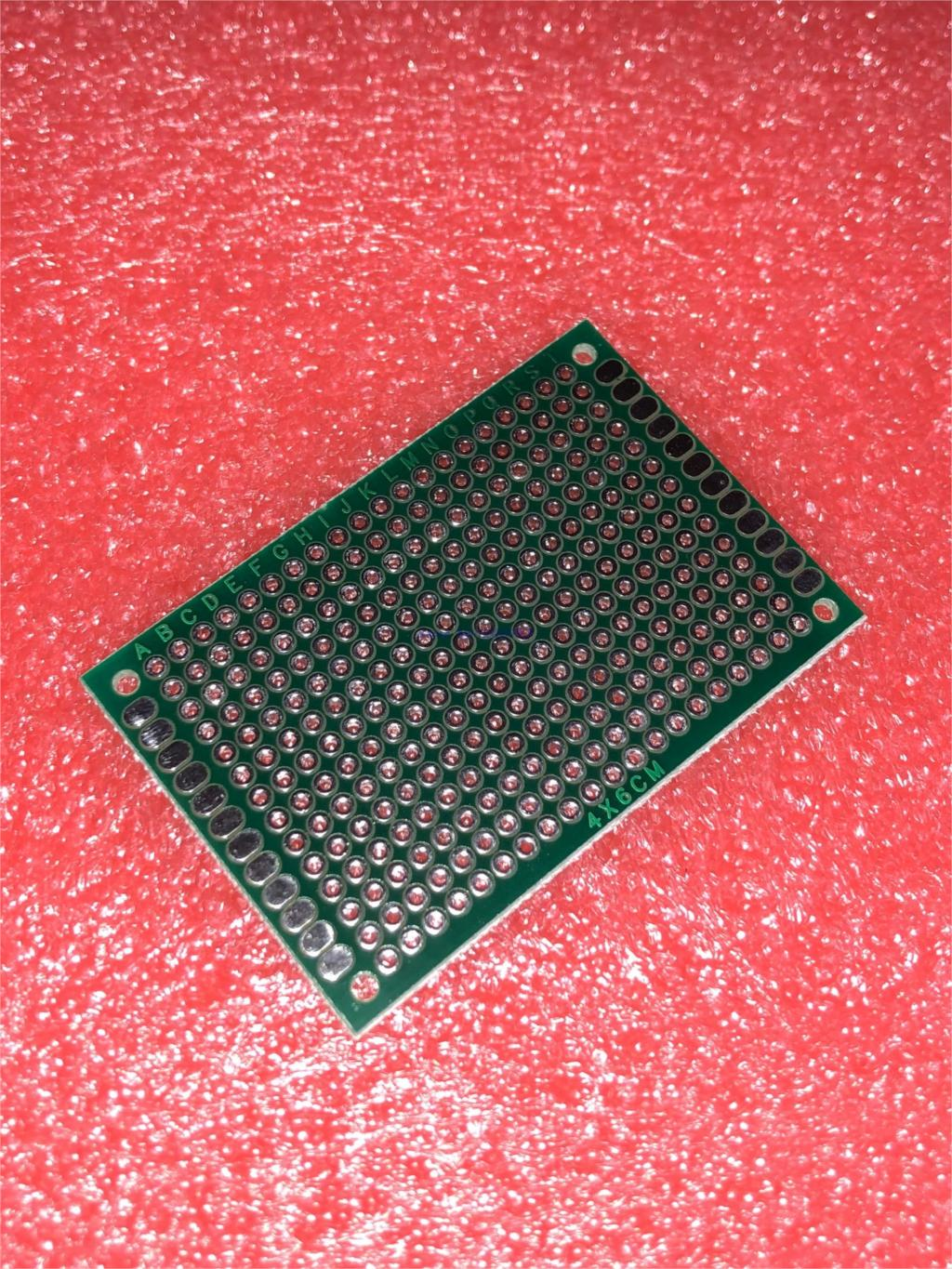 5pcs/lot 4x6cm 4*6 Double Side Prototype PCB Diy Universal Printed Circuit Board In Stock