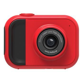 1080P 4x Zoom Kids Camera HD Digital Camera Children's Camera Toy For Children Birthday Gift Child Toys Camera LCD Screen Video 8