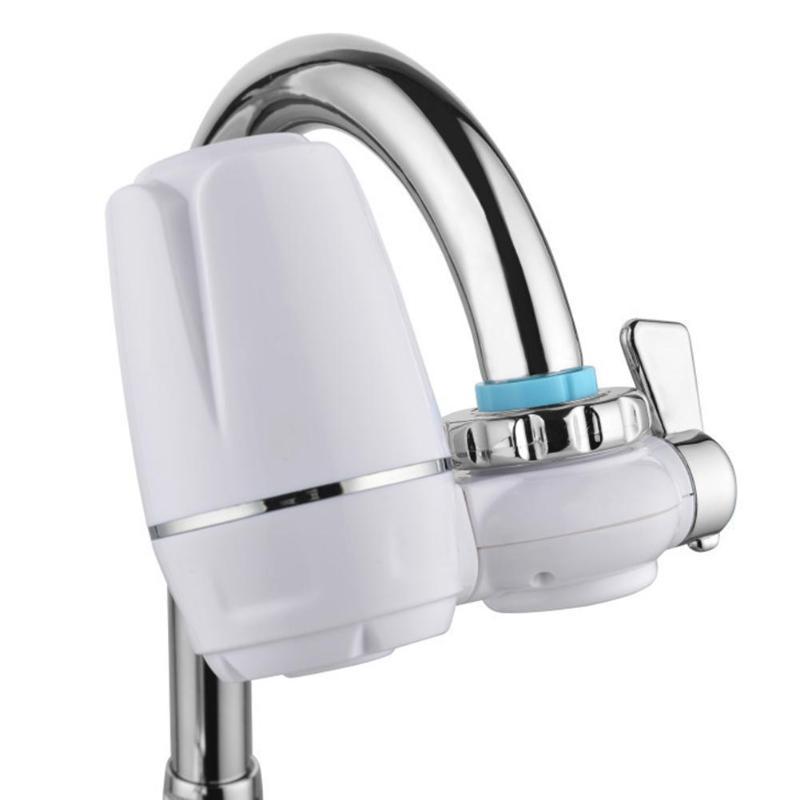 Керамический фильтр для смесителей, кухонный кран для ванной, очиститель воды, эффективное средство для удаления ржавчины и бактерий