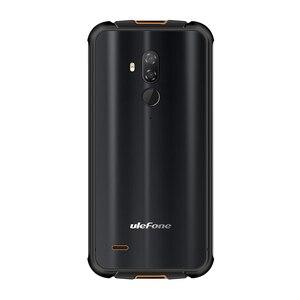 Image 3 - טביעת אצבע מזהה Ulefone שריון 5S IP68 5000mAH אנדרואיד 9.0 גלובלי גרסת אוקטה Core אנדרואיד 9.0 אלחוטי תשלום 4G smartphone