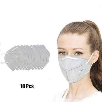 10Pcs Masks To Prevent SARS Flu Virus Outdoor Dust