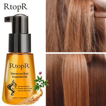 Moroccan prevent hair loss product