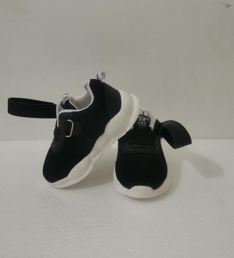 Newborn Baby Walking Shoes Boy Girl Toddler First Walkers Booties Soft Bottom Anti-slip Breathable Infant Crib Shoes