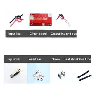 Image 5 - 1 Juego de placa de circuito 12V, máquina de soldadura por puntos para almacenamiento de batería, módulo PCB piezas de repuesto DIY para Control de vuelo RC MODELO DE Dron