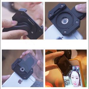 Image 3 - NISI Prosories P1 Smartphone Lens Filter Holder Kit (Filter Holder+ Medium GND+ Polarizer) for iPhone X 8 S8 Scenery Photography