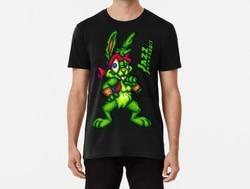 Camiseta para homem funy jazz jackrabbit clássico sprite 2 tshirs