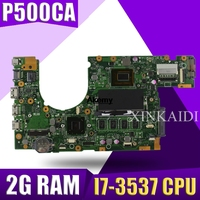 P500CA Motherboard MB_2G RAM / I7 3537 CPU/ U3 /AS Motherboard For P500CA P500C Mainboard REV 2.0 100% Tested free shipping|Motherboards| |  -