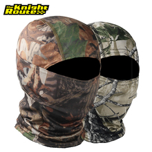 Helmet-Cap Face-Mask Balaclava Motorcycle Military Tactical Wargame Hunting Camouflage