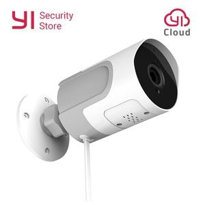 Image 1 - YI הרבה 1080P חיצוני מצלמה עמיד IP אלחוטי מצלמת ראיית לילה אבטחת מעקב מצלמה יי ענן זמין האיחוד האירופי