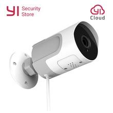YI loT 1080P açık kamera hava koşullarına dayanıklı kablosuz IP kamera gece görüşlü güvenlik gözetim kamera YI bulut mevcut ab