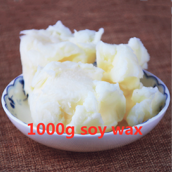 200g/500g/1000g High-quality soy wax block for DIY Candle making raw materials candle smokeless natural Soy Wax handmade gift aroma candle soy wax colorful aromatherapy ice cream jelly candle cup decoration