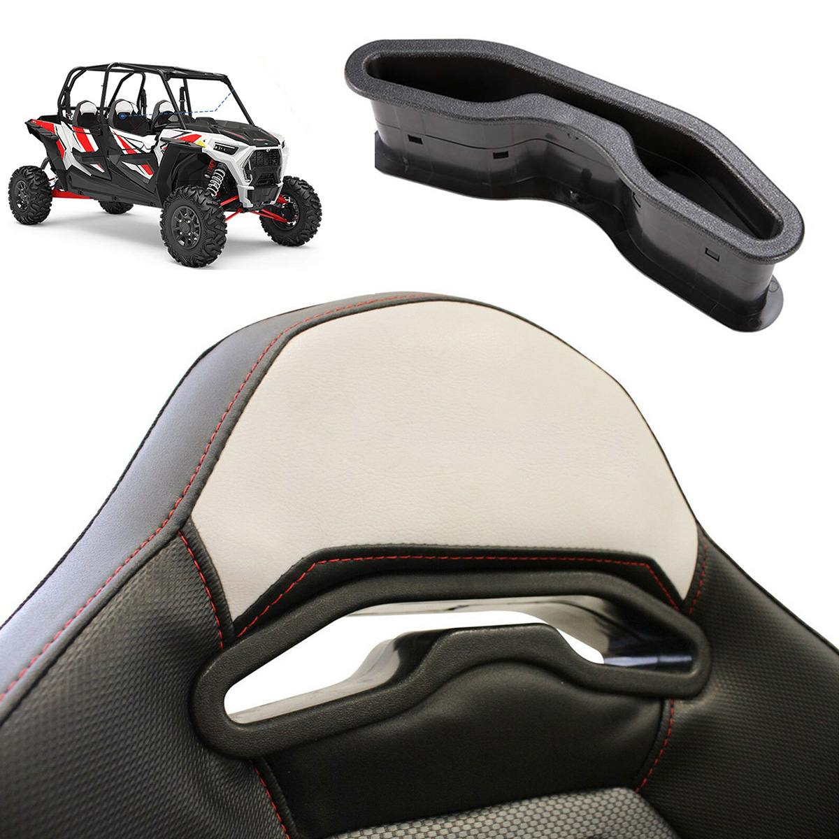 ATV UTV Seat Harness Seat Pass-Through Bezel For Polaris RZR 900 XC XP S900 1000 2014 2015 2016 2017 2018 2019