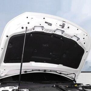 Image 2 - Capot insonorisé en coton isolant pour Mercedes Benz classe A W177, A180, A200, A220, A250, accessoires de voiture, 19 20 +